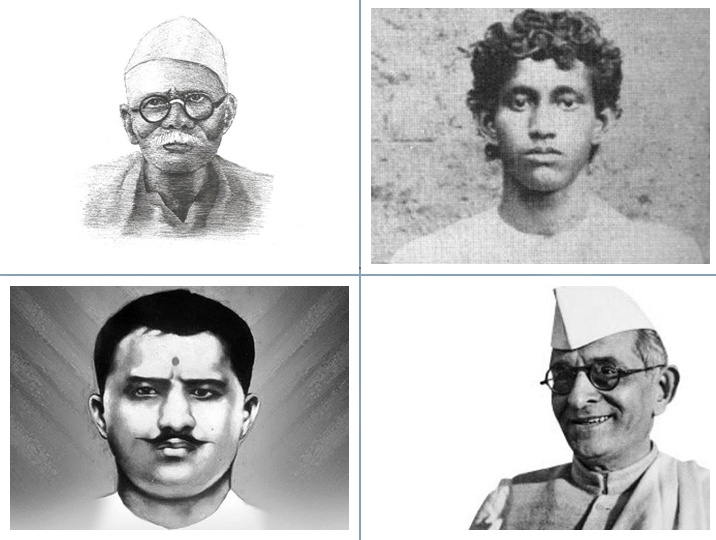 Remembering a few lesser-known freedom fighters of India. Saalams to the brave souls