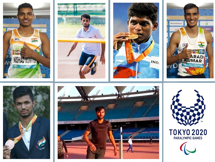 List of athletes to participate in Tokyo Paralympics High Jump