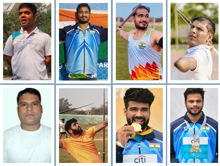 List of athletes to participate in Tokyo Paralympics Javelin Throw