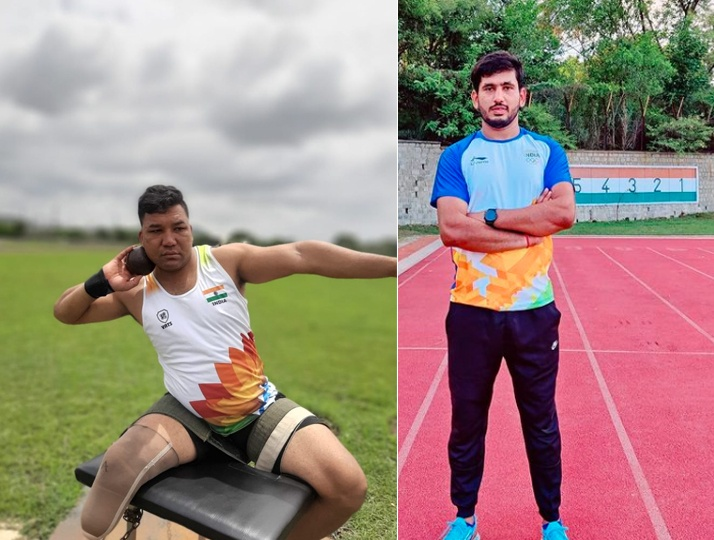 List of athletes to participate in Tokyo Paralympics Shot Put