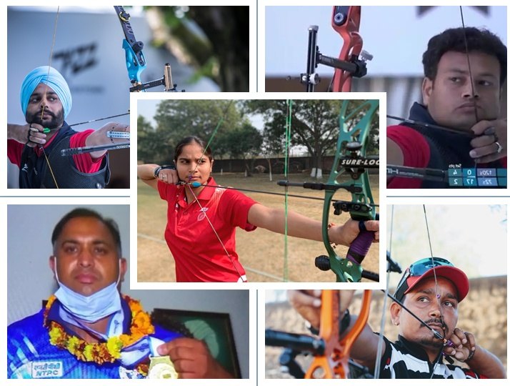 List Of Indian archers have secured their berths for Tokyo Paralympics