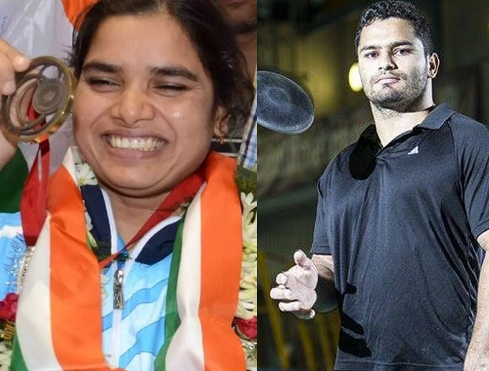 Indian athletes Sakina Khatun and Jaideep Deswal have received the bipartite invitation to participate in the Paralympic Games