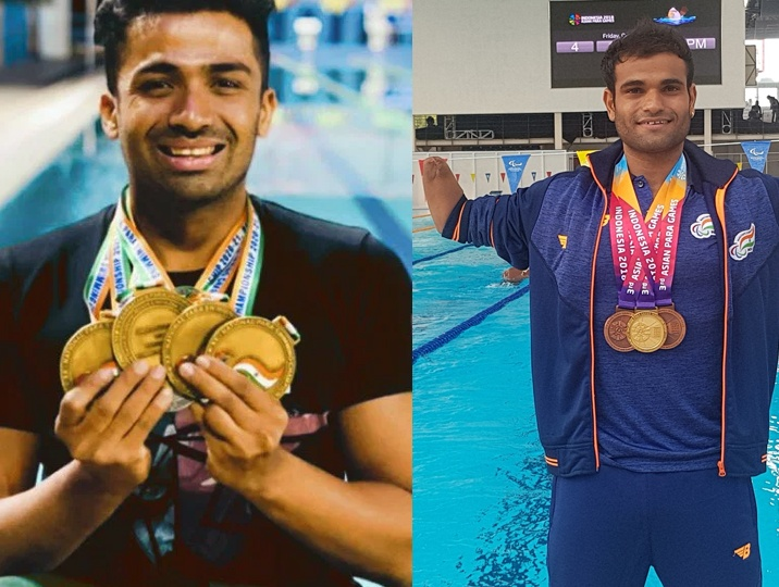 Niranjan Mukundan and Suyash Jadhav Para-athletes are ready to prove their strength at the 2020 Tokyo Paralympics