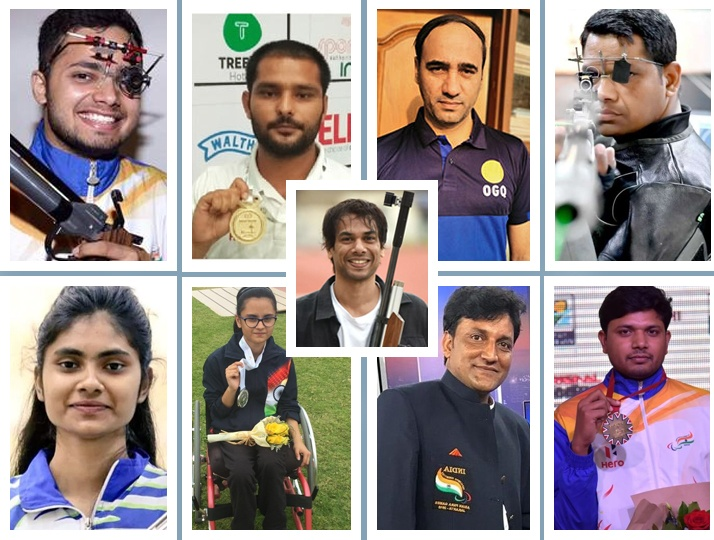 Paralympic Committee of India has announced the 10 members Indian Team for the Tokyo 2021 games