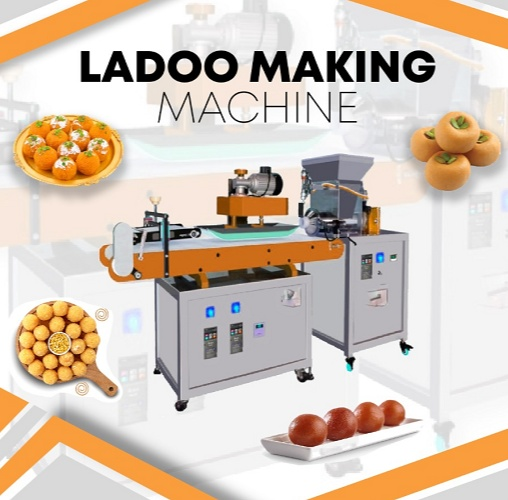 The Hero Whose Innovations Helped Create Work For Many with Laddu making machine
