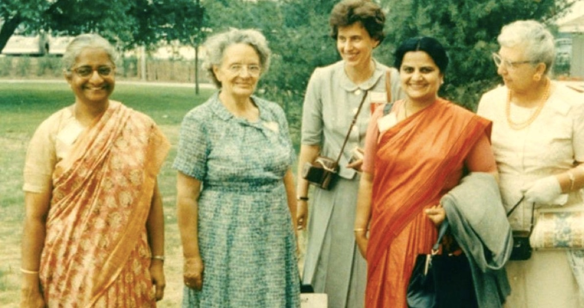 Ayyalasomayajula Lalitha was invited to the first International Conference of Women Engineers and Scientists (ICWES) in New York and was India's first woman engineer