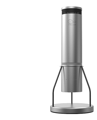 Praan is an artificially intelligent air purification system, it is the most advanced and low-cost system