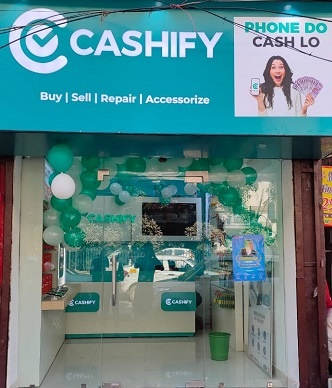 Cashify – One-stop Solution For All Your Smartphone Issues