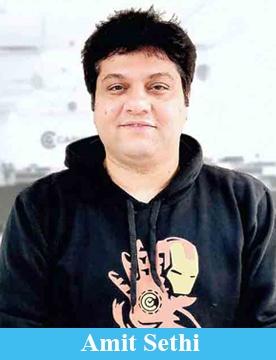Cashify Co- Founder Amit Sethi