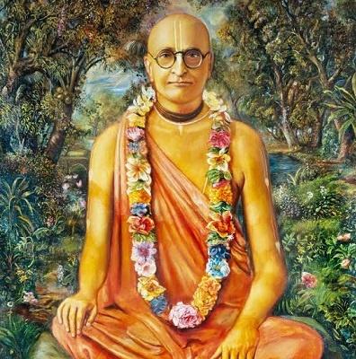 Srila Bhaktisiddhanta Sarasvati asked Abhay to spread the teachings of Lord Krishna to the English-speaking world