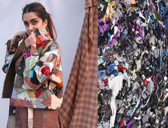 Kashmiri's eco-friendly fashions are going global. Showcased at Vancouver fashion week