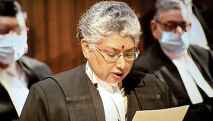 Who is this judge who has given so many fearless and historic judgements