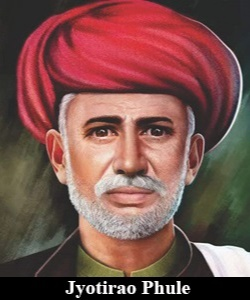 Jyotirao Phule has established schools and encouraged the education of girls