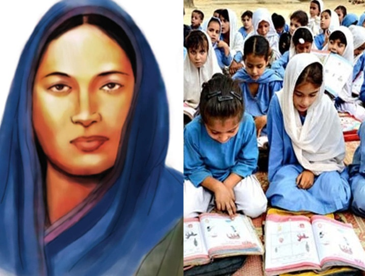 Beti Padhao movement was started by a Muslim teacher early 1840s. Remembering her on Teachers Day