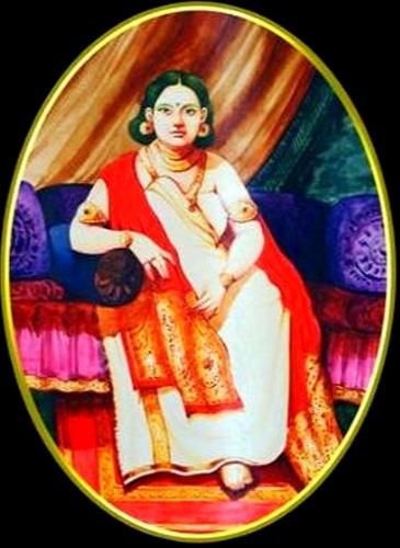 Maharani Gowri Lakshmi Bayi