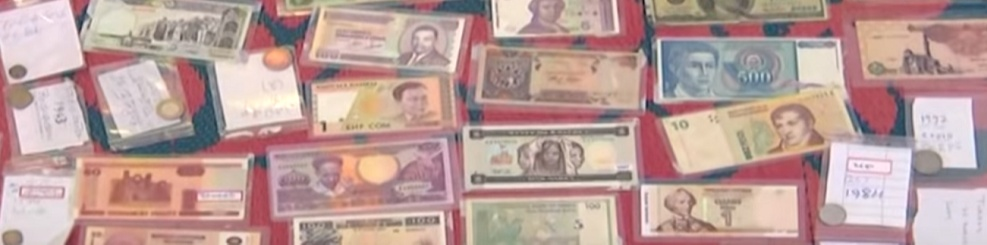 Lakshmaiah  has been collecting currencies of various world countries and has collected currencies of 180 countries so far