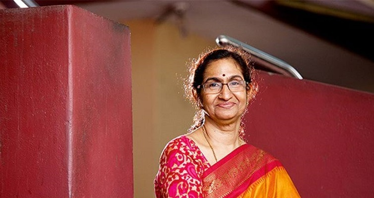 Latha Nair has started an NGO, in fact, India's first NGO for people affected by Osteogenesis, the Amirthavarshini Charitable Society