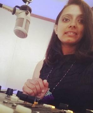 Preeti Bindaas is a Radio Jockey who works for the Radio Orange