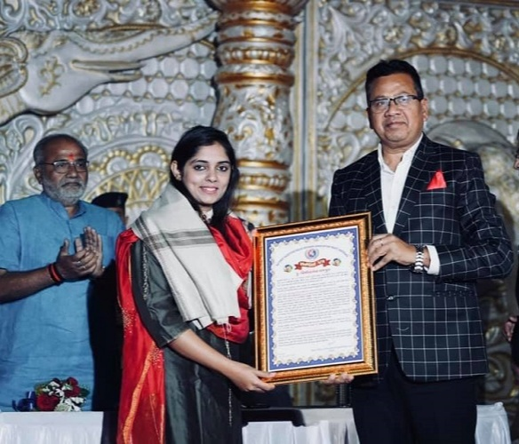 Hats off to the Nishita Rajput who has made it big for herself and also to the lives of numerous girls