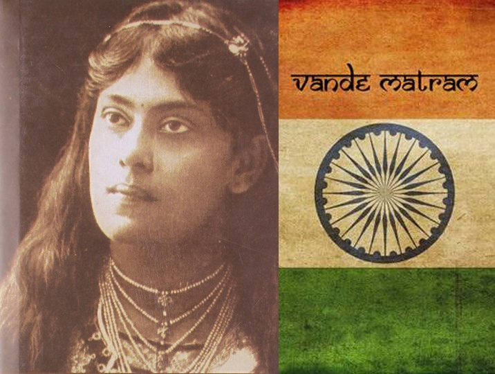 Gandhijis - Shakti is the one who composed the verses of Vande Mataram. Was it Tagore