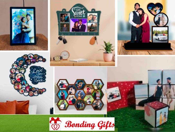 Bored of routine gifting options Bonding Gifts has something unique for you