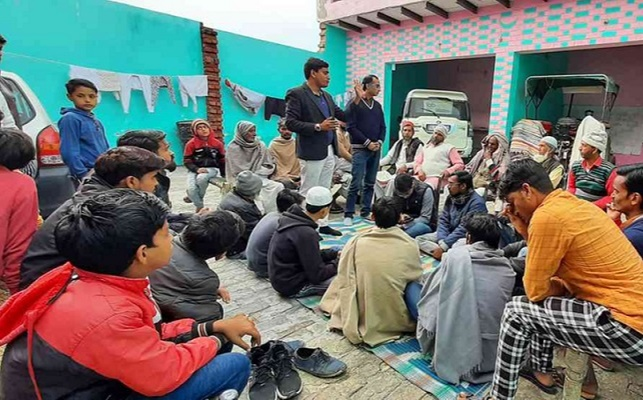 """Ramveer had advocated the importance of water conservation. He began a campaign called """"Jal Chaupal"""" in Gautam Buddha Nagar district of Uttar Pradesh"""