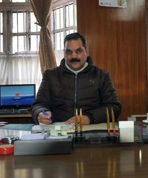 dr. omesh kumar bharti