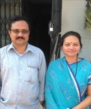 dr. rajendra dhamane and dr. sucheta dhamane