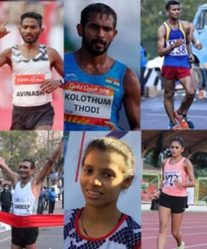 indian athletes who made it to the tokyo olympics