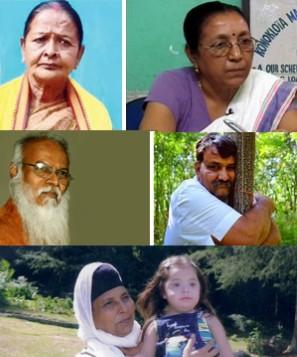 social work - padma awardees