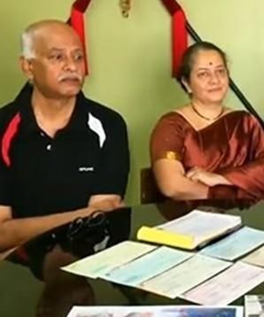 yogesh chithade and sumedha chithade