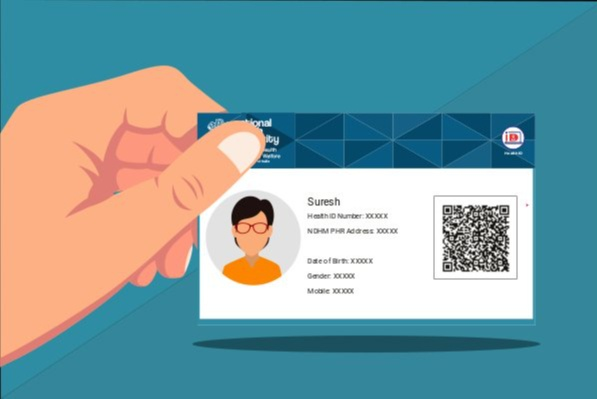 All are requested to create your health ID card through the link below which is aadhar seeded